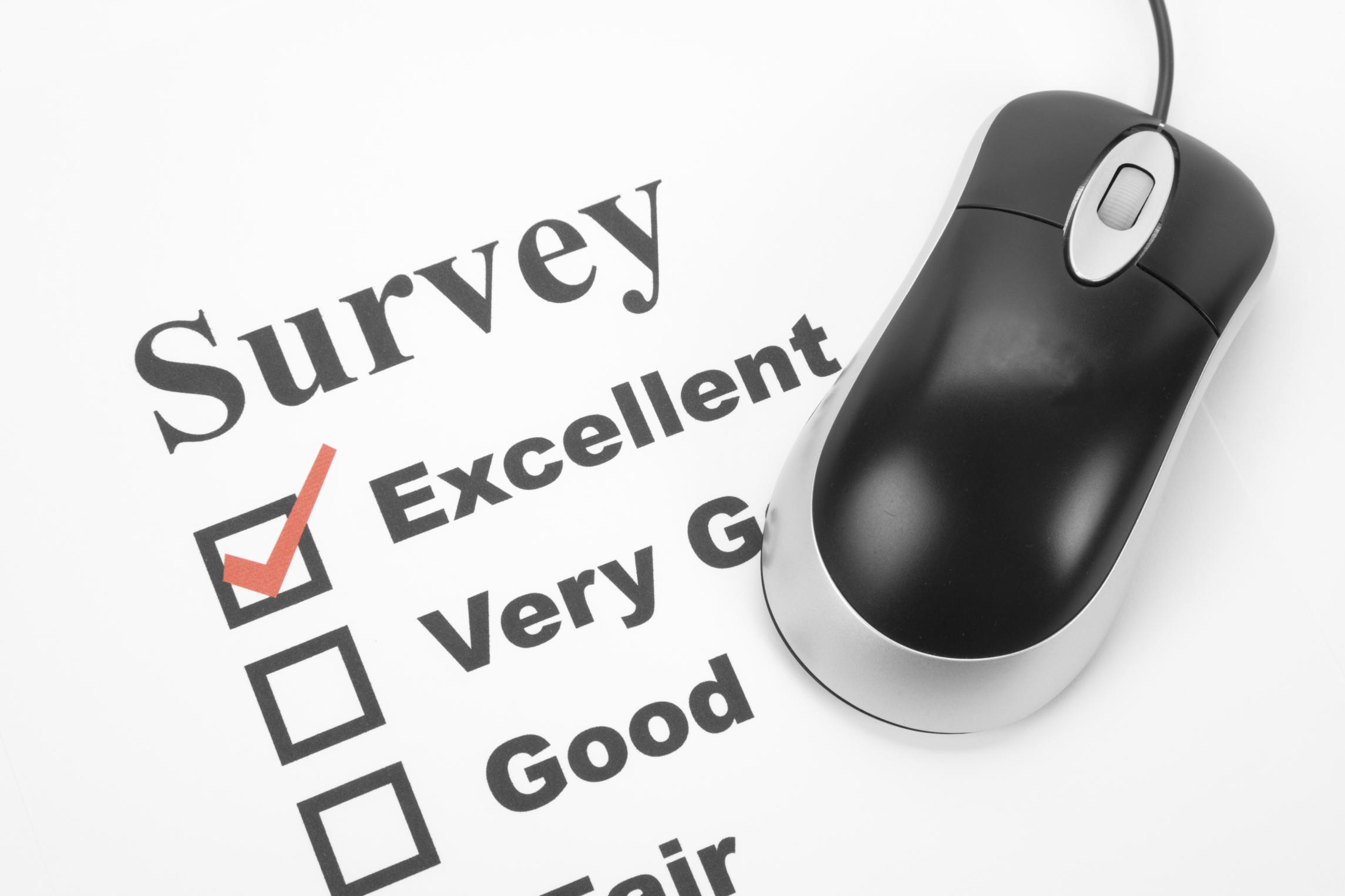 ★HOT★ Survey & Res...